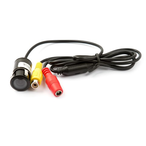 Universal Car Front View Camera diameter 18.5 mm