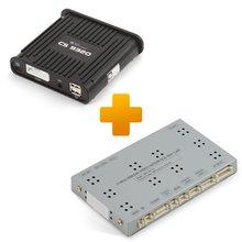 Навигационно мультимедийный комплект для Volvo c системой Sensus Connect на базе CS9320A - Краткое описание