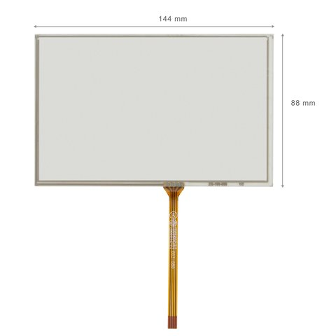 """5.8"""" Touch Screen Panel"""