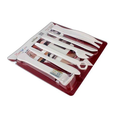 Набор инструментов для снятия обшивки (полиуретан, 6 предметов)