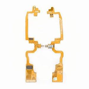 Flat Cable for Motorola V300, V500, V525, V547, V550 Cell Phones, (for mainboard, with components)