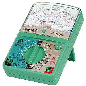 Analogue Multimeter Pro'sKit MT-2008N