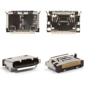 Charge Connector for LG KC550, KE280, KE290, KE360, KE500, KE600, KE660, KE770, KE990, KF300, KF350, KF600, KG270, KG280, KG800, KM900, KP100, KP106, KP110, KP199, KP215, KP265, KR970, KR990, KS360, KU990, MG160 Cell Phones
