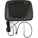 "Universal 7"" Car TFT LCD Headrest Monitor with DVD player"