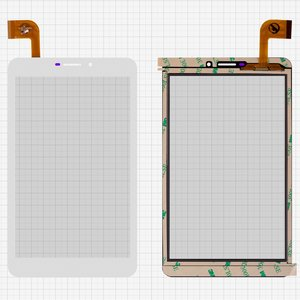 Touchscreen for Nomi C070010 Corsa 7' 3G Tablet, (7
