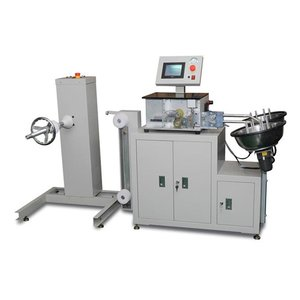 Automatic Fiber Optic Calbe Cutting and Rolling Machine Fibretool HW-450M