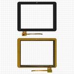 "Touchscreen China-Tablet PC 8""; Assistant AP-803; Dex iP800, (8"", 150 mm, 198 mm, 10 pin, capacitive, black) #300-L4072A-B00-V1.0/TOPSUN_D0026_A1"