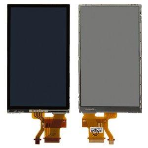 Pantalla LCD para cámaras digitales Sony DSC-T200, DSC-T300, con marco, con cristal táctil