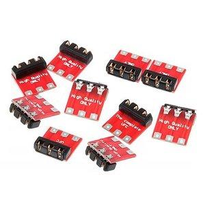 Juego de adaptadores para baterías Nokia (10 uds.)