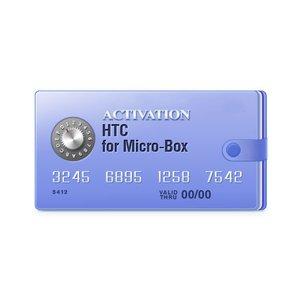 Activación HTC para Micro-Box