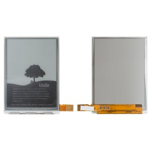 Pantalla LCD para lectores de libros electrónicos Nook Simple Touch BNRV300; PocketBook 614; Sony PRS-T1, PRS-T2, 6
