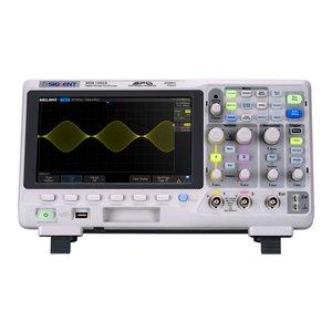 Фосфорный цифровой осциллограф SIGLENT SDS1202X