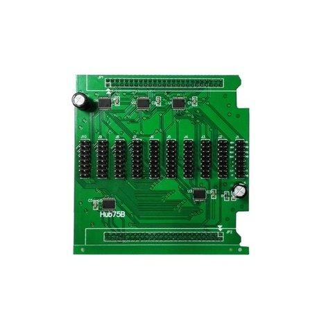 HUB-адаптер Huidu HUB75E-10 (10 роз'ємів)