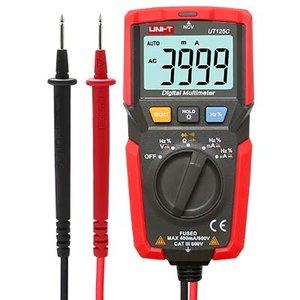 Кишеньковий цифровий мультиметр UNI-T UTM 1125C (UT125C)