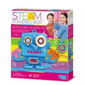 STEAM-набір 4M Робот-охоронець