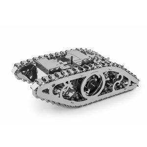 Металевий механічний 3D-пазл Time4Machine Marvel Tank